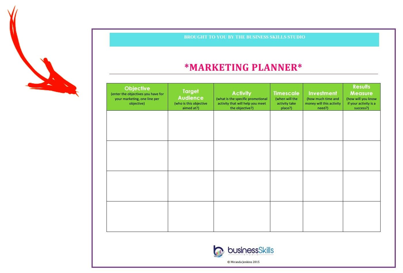 marketingplanner
