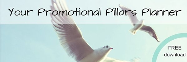 Your promotional pillars planner